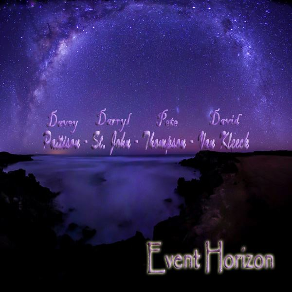 New CD from David Van Kleeck - EVENT HORIZON
